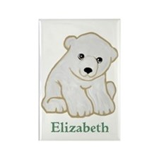 Baby Polar Bear Magnets