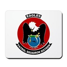 VP 16 Eagles Mousepad