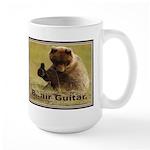 B..air guitar Large Mug