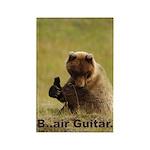 B..air guitar Rectangle Magnet (10 pack)