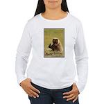 B..air guitar Women's Long Sleeve T-Shirt