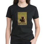 B..air guitar Women's Dark T-Shirt