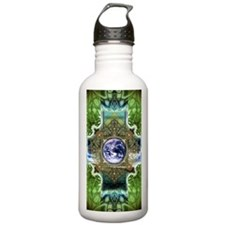 Earth-Ascension-Peace- Water Bottle