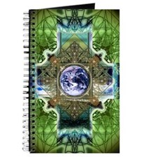 Earth-Ascension-Peace-Mandala Journal