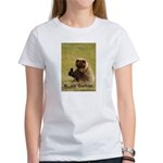 B..air guitar Women's T-Shirt