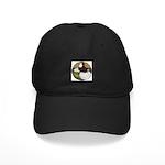 Baldhead English Trumpeter Black Cap
