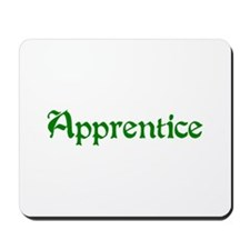 Apprentice Mousepad