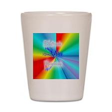 11x11_pillowE.v.p. Shot Glass