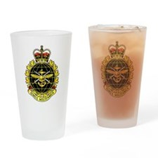 Joint Operations Command Drinking Glass