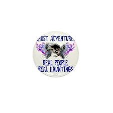 Ghost Adventures BlueT-Shirt Mini Button