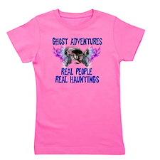 Ghost Adventures BlueT-Shirt Girl's Tee