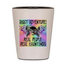 Ghost Adventures Pastel T-Shirt Shot Glass