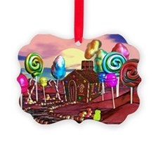 Candyland Ornament