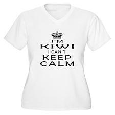 I Am Kiwi I Can Not Keep Calm T-Shirt