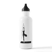 Stylized Yogini Water Bottle