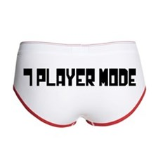 7 Player Mode Women's Boy Brief