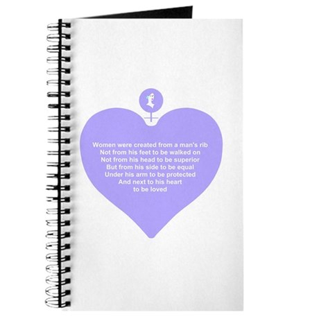 Purple Heart Journal