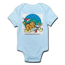 Odie Reindeer Infant Bodysuit