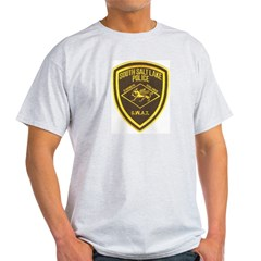 South Salt Lake SWAT Ash Grey T-Shirt