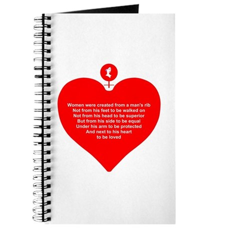 Red Heart Journal