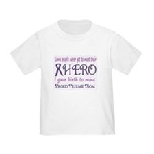 Proud Preemie Mom T-Shirt
