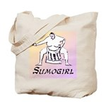 Sumogirl Tote Bag