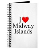 """I Love Midway Islands"" Journal"