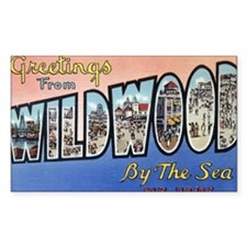 Wildwood PC pre-war Decal