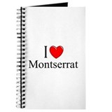 """I Love Montserrat"" Journal"