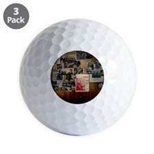 django_bk Golf Ball