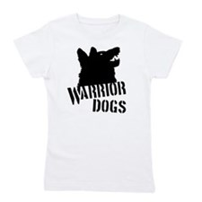 Warrior Dogs Girl's Tee