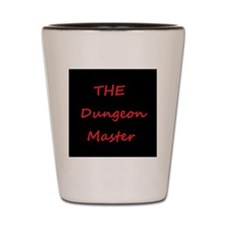 DungeonMaster2 Shot Glass