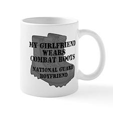 National Guard Boyfriend Combat Boots Mugs