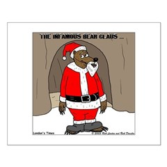 Bear Clause Posters