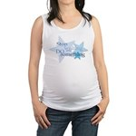 Stop Wishing and Do Something Maternity Tank Top