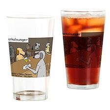 Barkolounger Drinking Glass