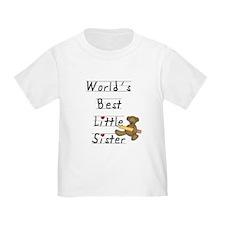 World's Best Little Sister T