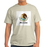 Mexicana Ash Grey T-Shirt