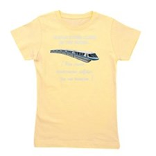 new monorail t shirt copy Girl's Tee