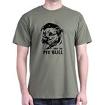 Obey the PIT BULL! Army T-Shirt
