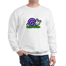 Sam the Snail Sweatshirt