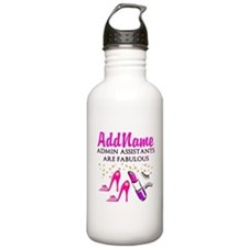 BEST ADMIN ASST Water Bottle