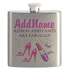 BEST ADMIN ASST Flask
