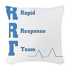 Rapid Response Team Woven Throw Pillow