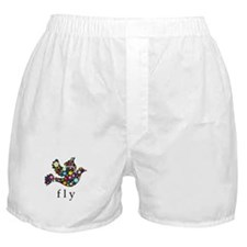 Fly - Soar and Be Free Boxer Shorts