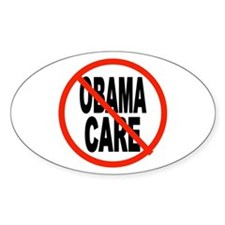 OBAMASCARE Decal