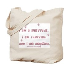 I am Amazing Tote Bag