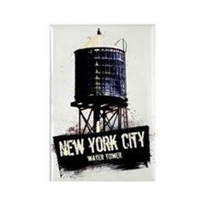 New York City Water Tower Magnets