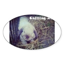 Chilling out Stickers
