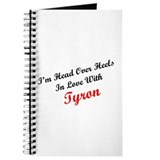 In Love with Tyron Journal